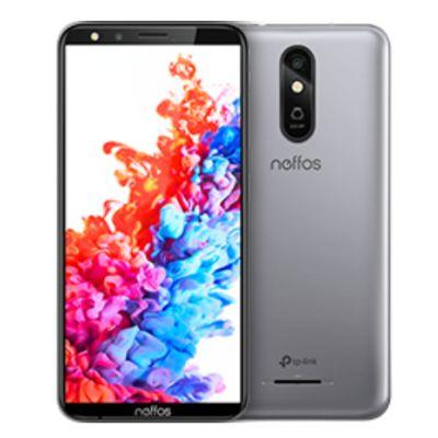 "SMARTPHONE TPLINK NEFFOS C7 LITE 5.45"" 1GB GRIS ANDROID 8.1 TP7041A22E"