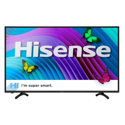 "HISENSE SMART TV 43"" ULTRA HD 4K 3840x2160 4HDMI 3USB 43H6D"