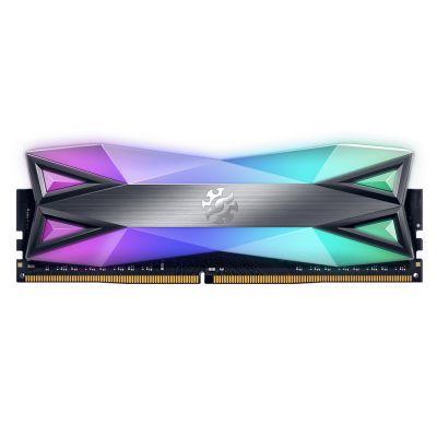 MEMORIA RAM ADATA XPG D60G 8GB DDR4 3000MHZ RGB AX4U300038G16A-ST60