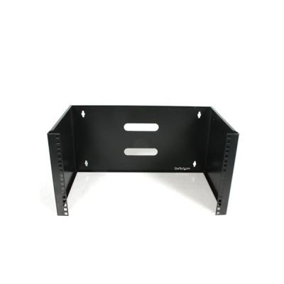 SOPORTE MONTAJE PARED 6U 12IN  RACK PANEL PARCHEO STARTECH WALLMOUNT6