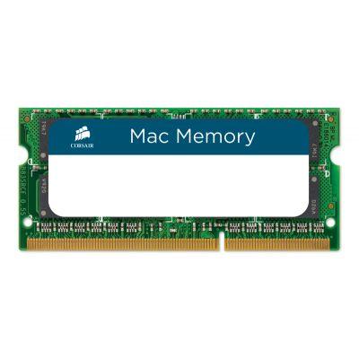 MEMORIA SODIMM DDR3 CORSAIR 8GB 1333Mhz (CMSA8GX3M1A1333C9) PARA MAC