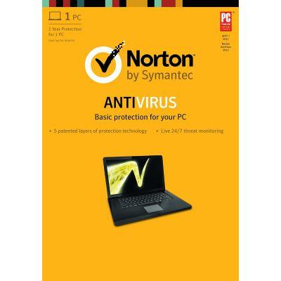 ANTIVIRUS NORTON ANTI-VIRUS BASIC 1 DEVICE 1YR (TMNR-001)