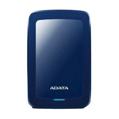 DISCO DURO EXTERNO ADATA HV300 1TB 2.5 3.1 AZUL (AHV300-1TU31-CBL)