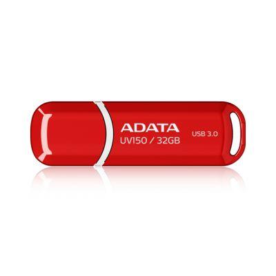 MEMORIA FLASH ADATA UV150 32GB USB 3.0 ROJA (AUV150-32G-RRD)