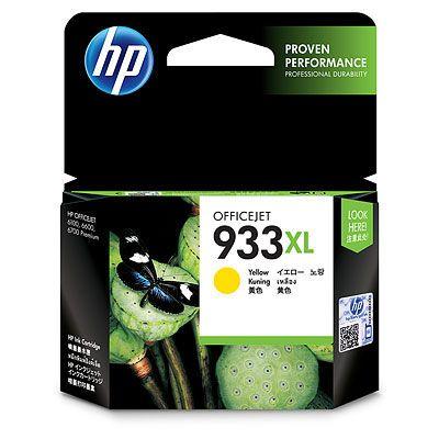 CARTUCHO HP 933XL AMARILLO PARA 7110/7610 (CN056AL)