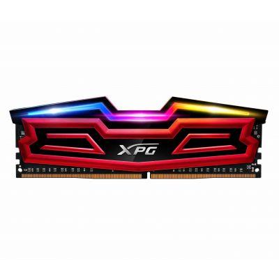 MEMORIA RAM ADATA XPG 8GB DDR4 3000MHz MULTICOLOR AX4U300038G16-SRS
