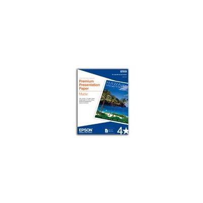 PAPEL PARA PRESENTACIONES EPSON MATE CARTA 50 HOJAS S041257-ML