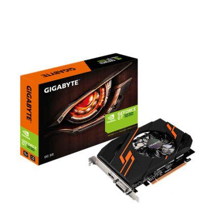 TARJETA DE VIDEO GIGABYTE GEFORCE GT 1030 2GB GDDR5 GV-N1030OC-2GI