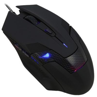 MOUSE GAMER EAGLE WARRIOR G15 USB 2400 DPI LED