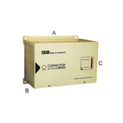 REGULADOR SOLA BASIC 15-81-120-8000 8000VA ENTRADA 120V
