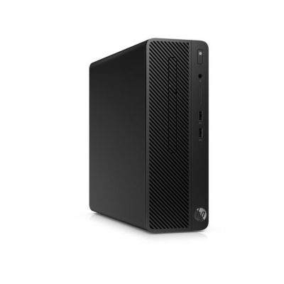 COMPUTADORA HP 280 G3 SFF CORE I3 9100 8GB 1TB W10P 7HZ47LTELIFE2T