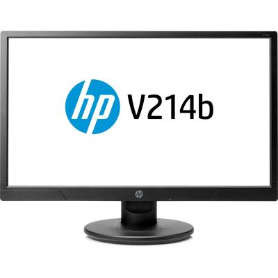 "MONITOR HP v214b LED 21"" 1920X1080 WIDE SCREEN VGA 3FU54AA"