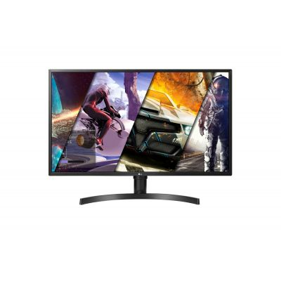 "MONITOR LG 32UK550-B LED 32"" VA 4K 3840x2160 4MS HDMI/DP 60HZ"