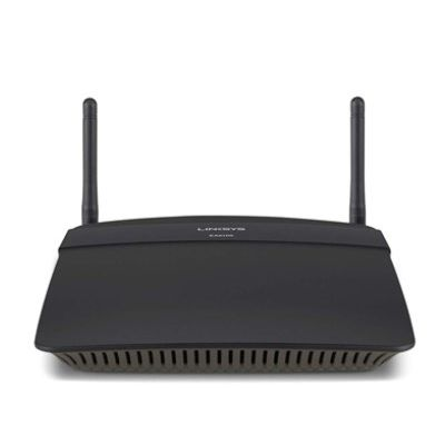 ROUTER LINKSYS DUALBAND AC1200 WIRELESS SMART WIFI EA6100