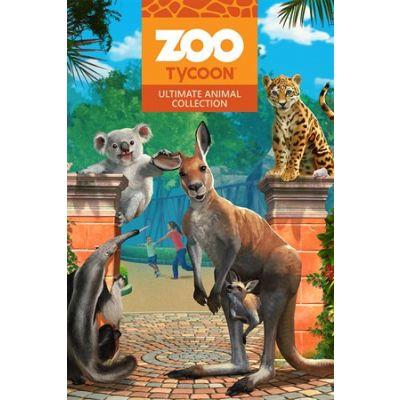 VIDEOJUEGO XBOX ONE ZOO TYCOON ULTIMATE ANIMAL COLLECTION 4K