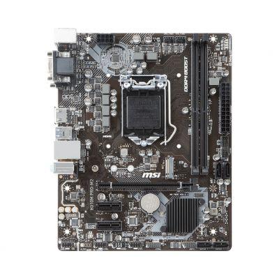 TARJETA MADRE MSI H310M PRO-M2 DDR4-SDRAM 32 GB INTEL LGA1151