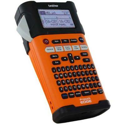 ROTULADOR INDUSTRIAL BROTHER PT-E300 RECARGABLE TERMICA 180DPI HGE/TZE