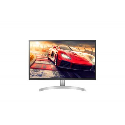 "MONITOR LG 27UL500-W LED 27"" IPS 4K 3840x2160 5MS HDMI/DP 60HZ"