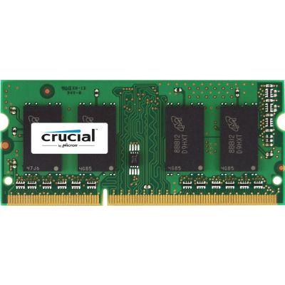 MEMORIA RAM CRUCIAL 4GB DDR3L 1600 SODIMM SO-DIMM CT51264BF160BJ