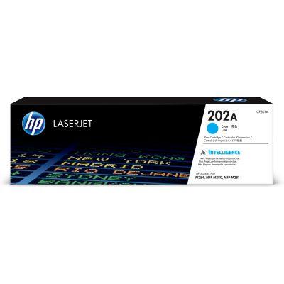 TONER HP 202A CYAN 1300 PAGS P/M254/M281 CF501A