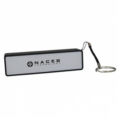 POWER BANK NACEB TECHNOLOGY NEGRO 2200 MAH NA-606N