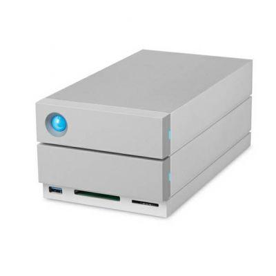 DISCO DURO EXTERNO LACIE ESCRITORIO USB 3.1 28TB 2BIG DOCK STGB2800040
