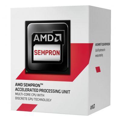 PROCESADOR AMD SERIES SEMPRON 2650 1.4GHZ 1 MB CACHE SOCKET AM1 GRANEL