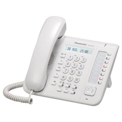 TELEFONO IP PANASONIC KX-NT551X LCD NEGRO