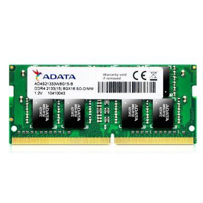 MEMORIA SODIMM DDR4 ADATA 8GB 2133 MHZ (AD4S213338G15-S)