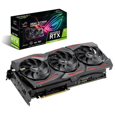T. VIDEO ASUS NVIDIA GEFORCE RTX2070 SUPER ROG-STRIX-RTX2070S-A8G GAMI