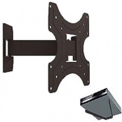 SOPORTE PARA TV POWER&CO MP1073 25KG NEGRO ACERO INOXIDABLE UNIVERSAL
