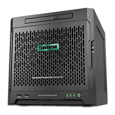 SERVIDOR HPE MICROSERVER AMD OPTERON X3418 8GB P04923-S01