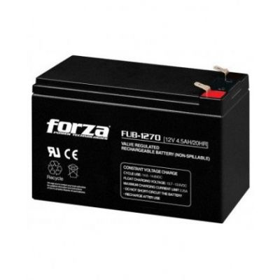 BATERIA PARA NO BREAK FORZA COLOR NEGRO 12V 7000mAh PLOMO-ACIDO