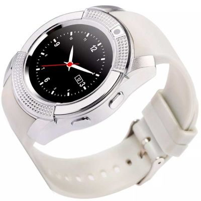 "SMARTWATCH STYLOS SW002 BLUETOOTH ANDR/iOS IPS 1.22"" 0.3MPX BLANCO"