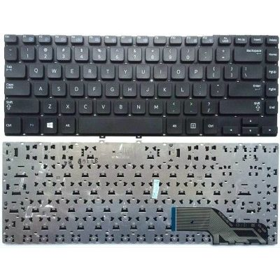 TECLADO PARA LAPTOP BFT494 NEGRO TECLADO SAMSUNG BATTERY FIRST