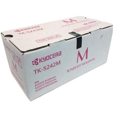 TONER KYOCERA TK-5242M 3000 PAGINAS MAGENTA ECOSYS P5026CDW