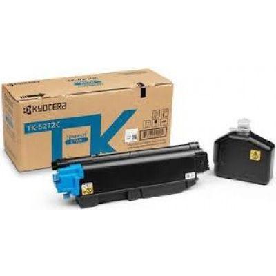 TONER KYOCERA TK-5272C 5000 PAGINAS CIAN ECOSYS P6230CDN